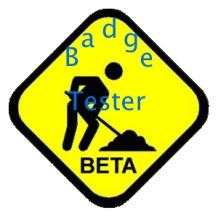 testerbadge